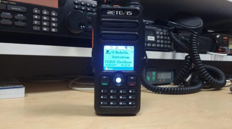 Retevis RT82 portofoon