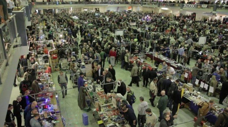 Landelijke Radio Vlooienmarkt 2018 in Rosmalen