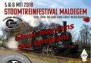 Seinhuis wordt shack tijdens Stoomfestival te Maldegem