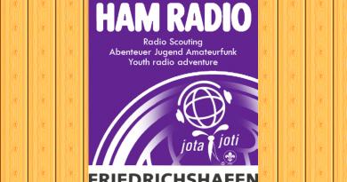 HAM Radio dit jaar in het teken van Scouting