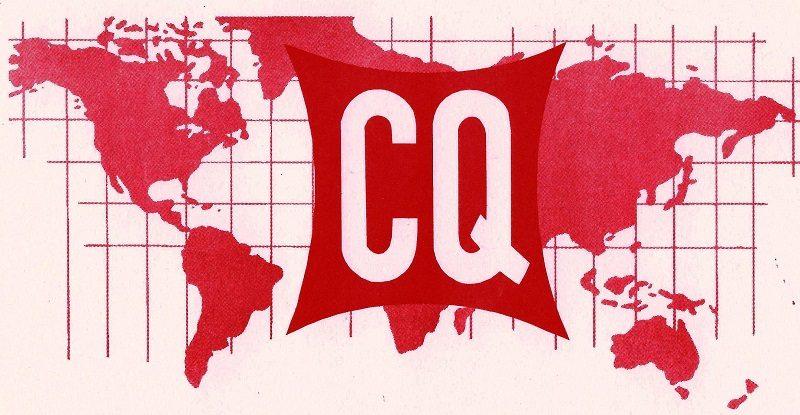 CQ-WW logo
