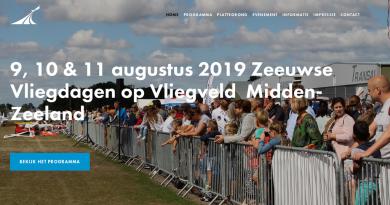 Gevraagd: deelnemers voor de Zeeuwse Vliegdagen in Arnemuiden