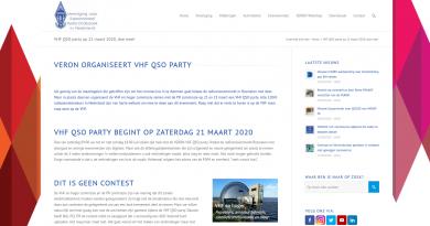 Zustervereniging organiseert VHF QSO-Party