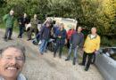 Ruime belangstelling voor de 80 meter vossenjachten